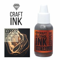 Craft Alcohol INK Copper