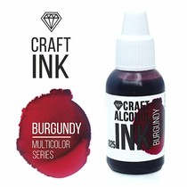 Craft Alcohol INK Burgundy